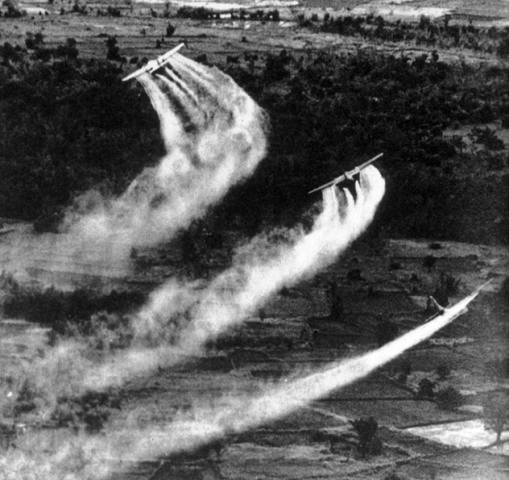 Agent Orange Exposure – Vietnam