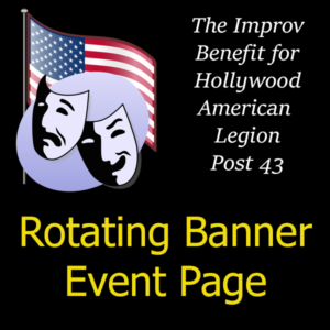 Event Page - Rotating Banner Ad