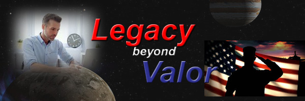 Your military legacy is over -- What will your future legacy be?