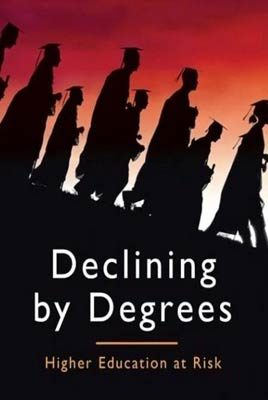 The number of students choosing higher education is declining